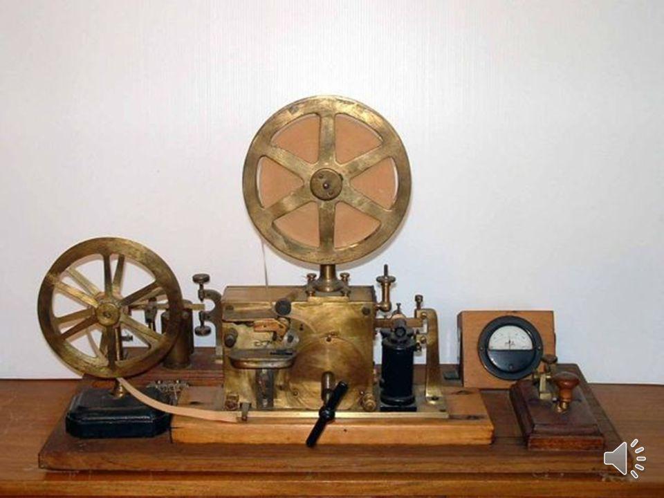 TELGRAF İLE HABERLEŞME Telgraf elektrik akımını kullanan ilk haberleşme aracı olması ile önem kazanır. O zamanlarda, haberleşmek için telgrafa alterna