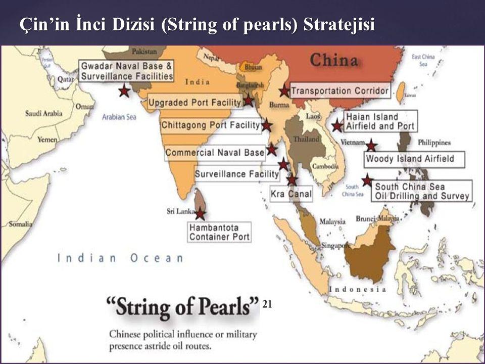 Çin'in Doğu Çin Denizi üzerindeki Hava Savunma ve Tanımlama Bölgesi