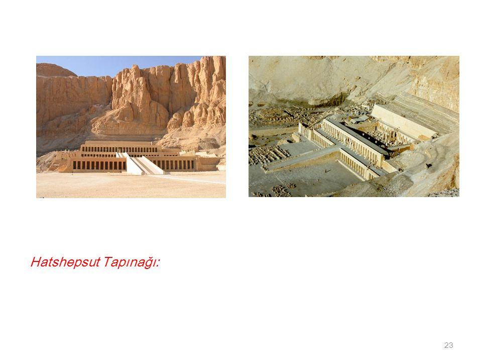 Hatshepsut Tapınağı: 23