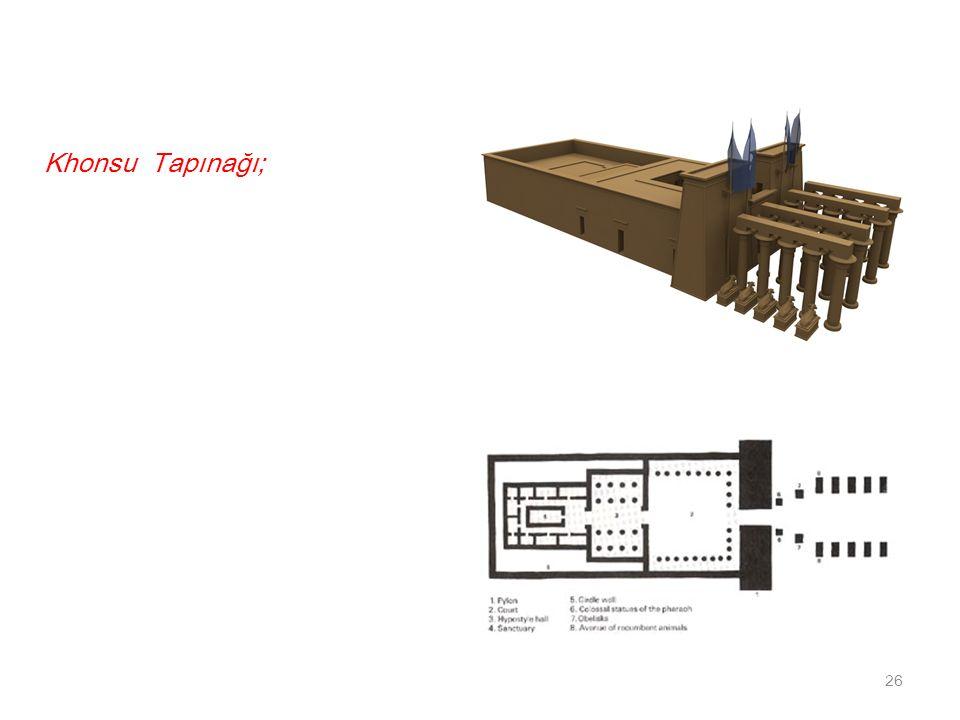 Khonsu Tapınağı; 26