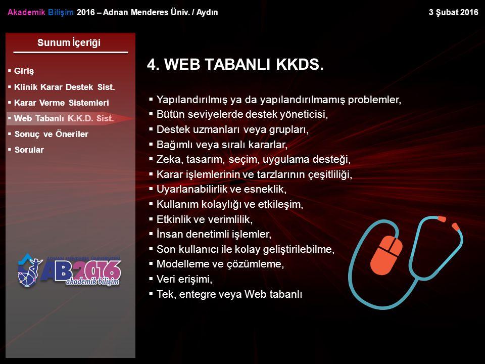 4.WEB TABANLI KKDS.