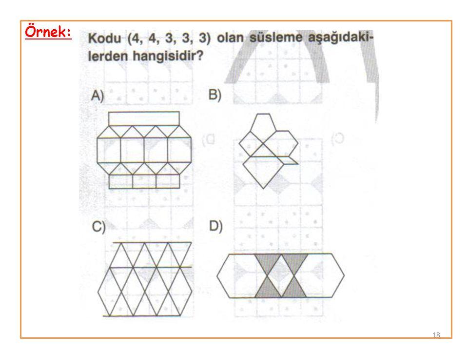 Örnek: 18