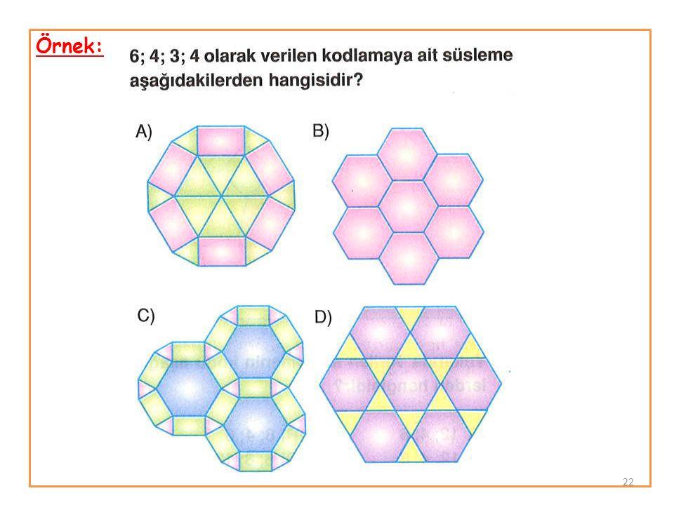 Örnek: 22