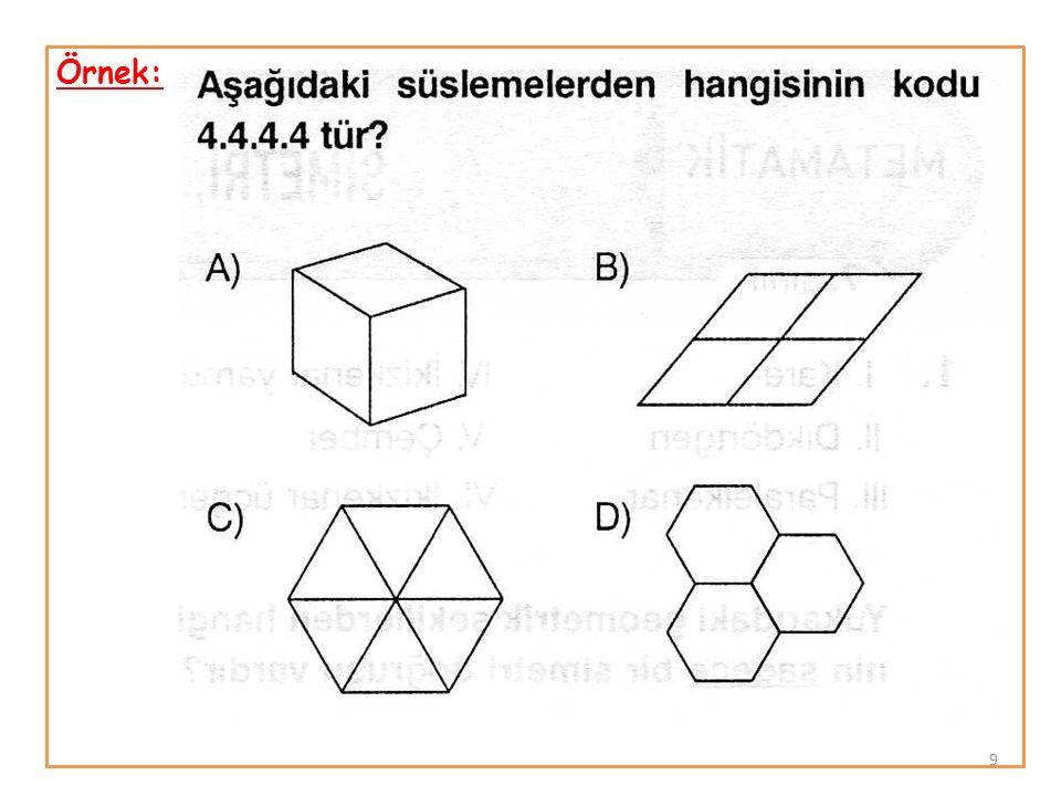 Örnek: 9