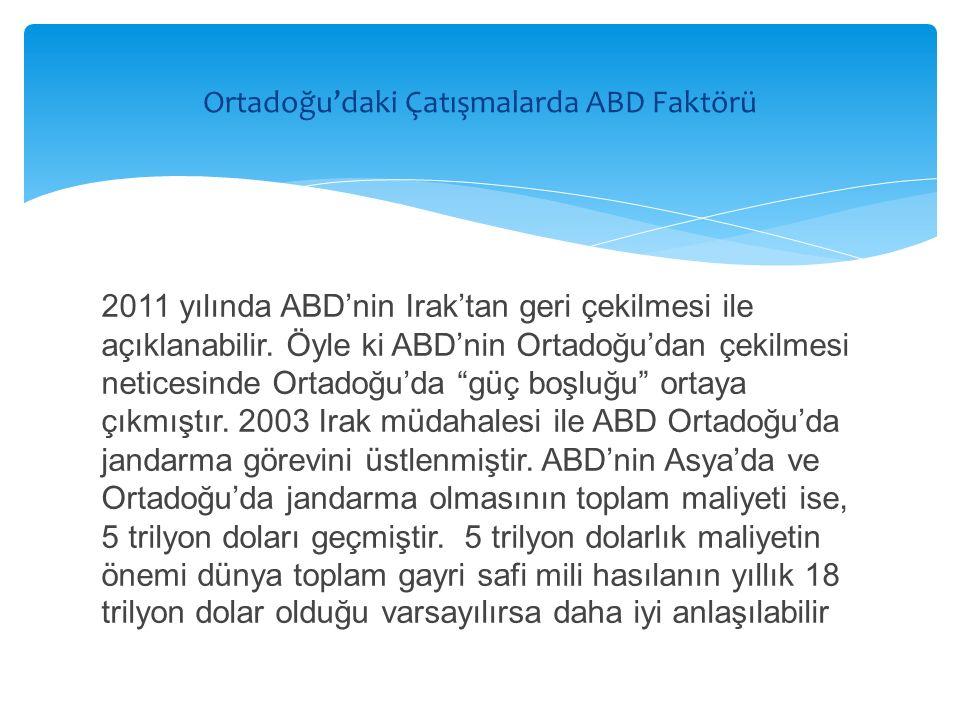  2.Senaryo ise, Türkiye'nin aktif bir dış politika izlemesini ele almaktadır.