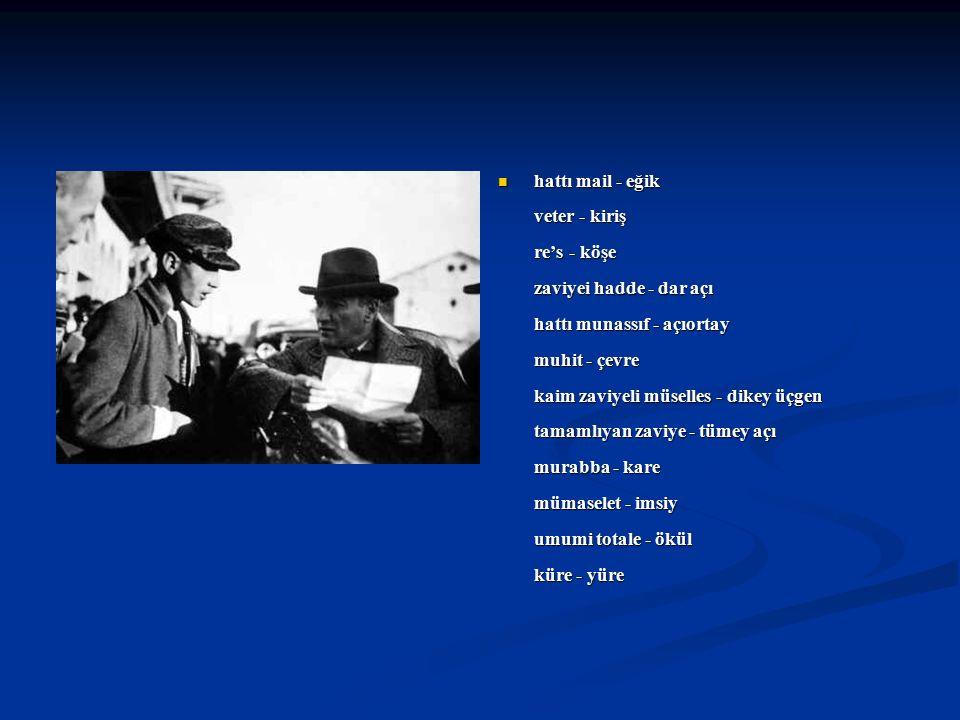Eserin ortaya çıkma hikayesi Atatürk, seyahati sırasında Sivas'a uğrar, yanındakilerle birlikte doğrudan Sivas Lisesi'ne geçerler.