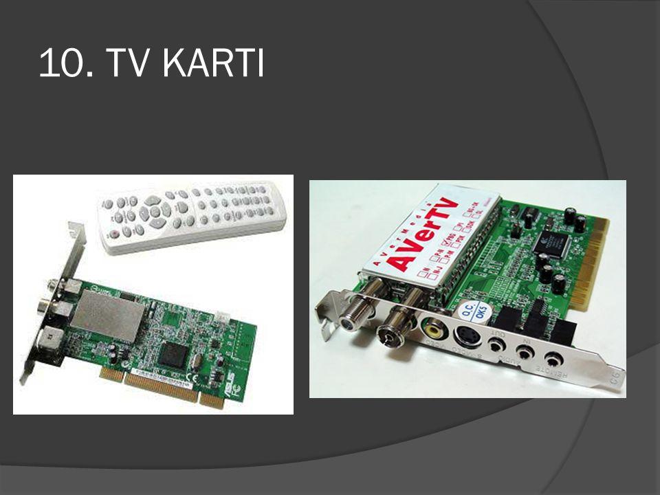 10. TV KARTI