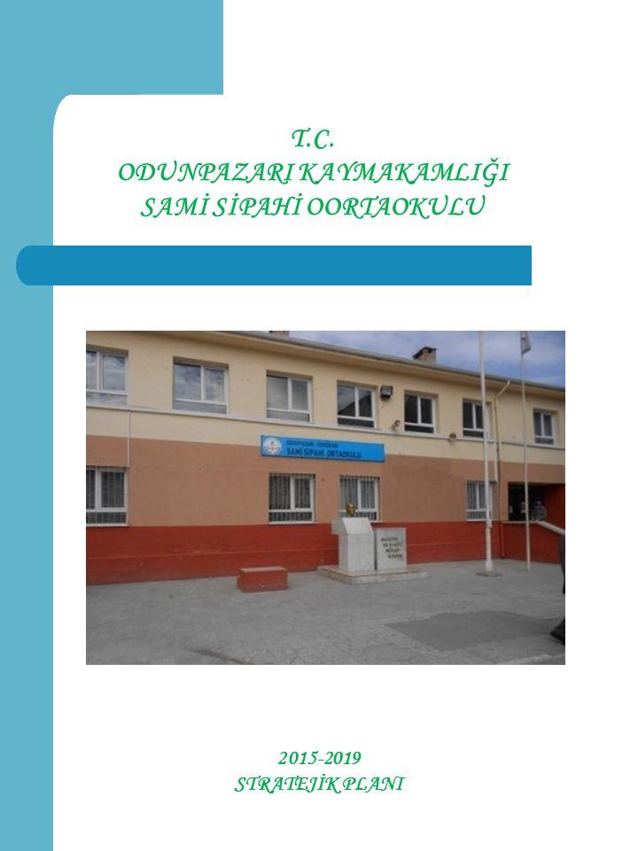 A.Durum Analizi Odunpazarı Odunpazarı Sami Sipahi Ortaokulu, 1 Müdür, 3 Müdür Yardımcısı, 84 Öğretmen,1 memur ve 1 Hizmetli ile eğitim öğretim hizmeti vermektedir.