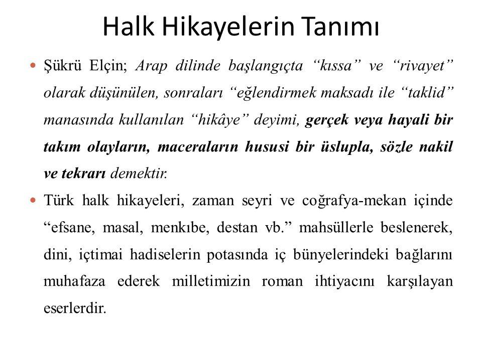 Türk Halk Hikâyeleri Genel Olarak Beş Bölüm Halinde Düzenlenir: 1.Fasıl: Âşık bu bölümde dinleyiciyi hazırlamak, ustalığını göstermek veya dinleyenlerin isteklerine cevap vermek için bir divani söyler.