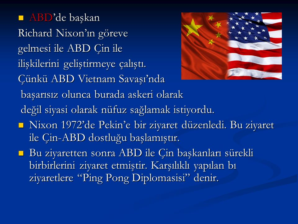 Bu olaylara 1964 Buhranı denir.Bu olaydan sonra Türkiye'de ABD karşıtlığı baş göstermiştir.