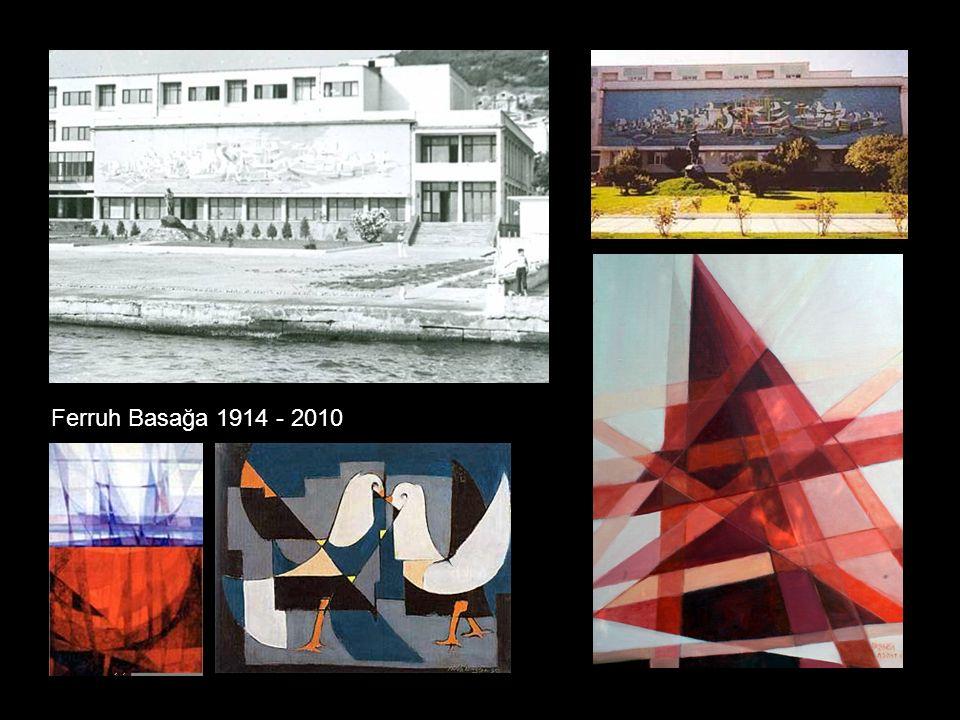 Ferruh Basağa 1914 - 2010