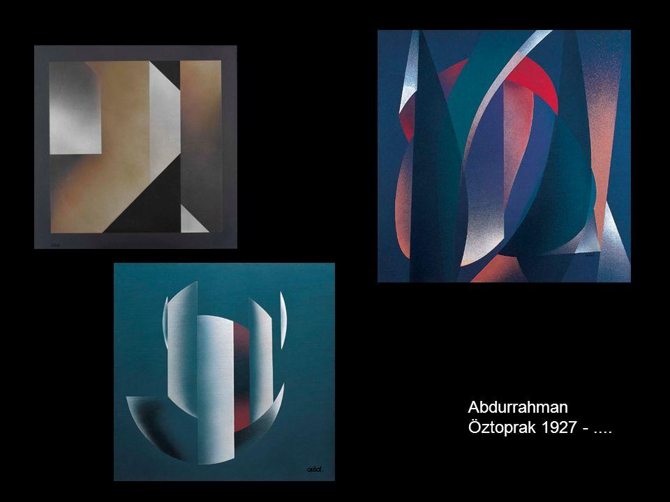 Abdurrahman Öztoprak 1927 -....