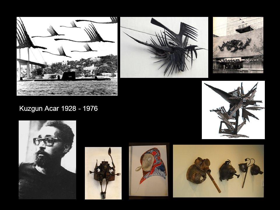 Kuzgun Acar 1928 - 1976