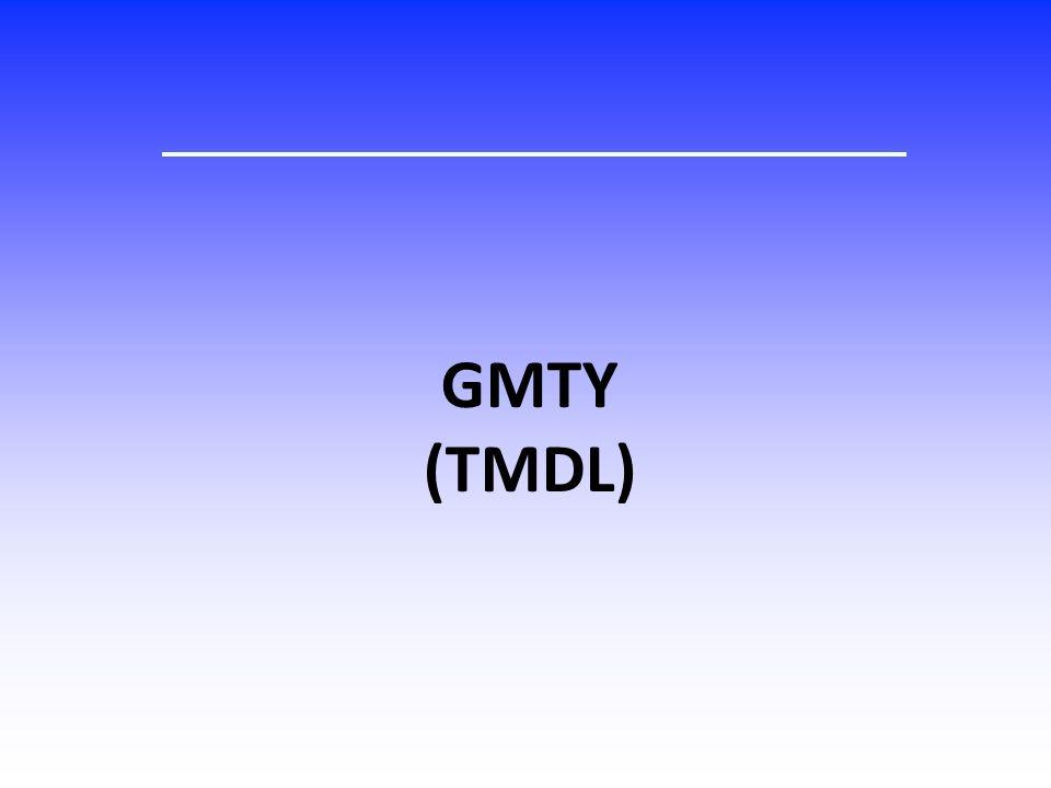 GMTY (TMDL)