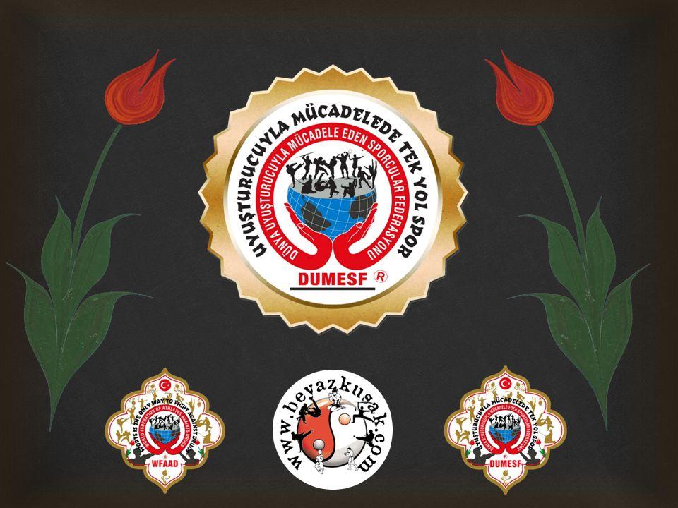 Dünya Uyuşturucuyla Mücadele Eden Sporcular Federasyonu (DUMESF), sivil toplum kuruluşudur.