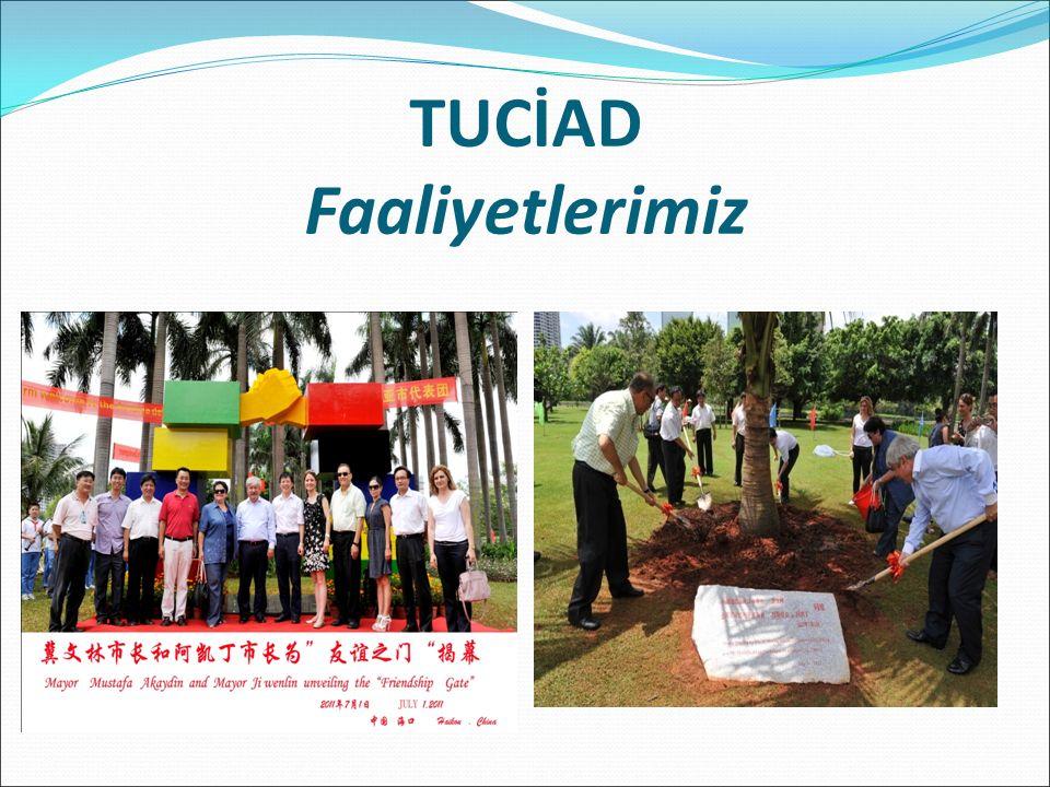 TUCİAD Faaliyetlerimiz