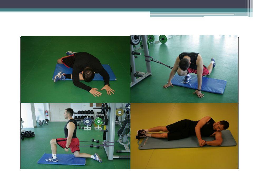 Aktivasyon Çalışmaları Hareketlerin doğru tekniklerle ve sakatlığı önlemek için antrenmanların ısınma kısmında düşük şiddette egzersizler konmalıdır.