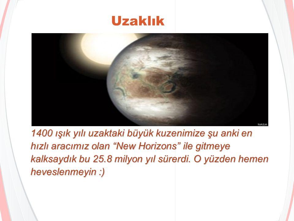 Yaşlı Yıldız Kepler 452b'nin yıldızı bizimkine göre biraz daha yaşlı.