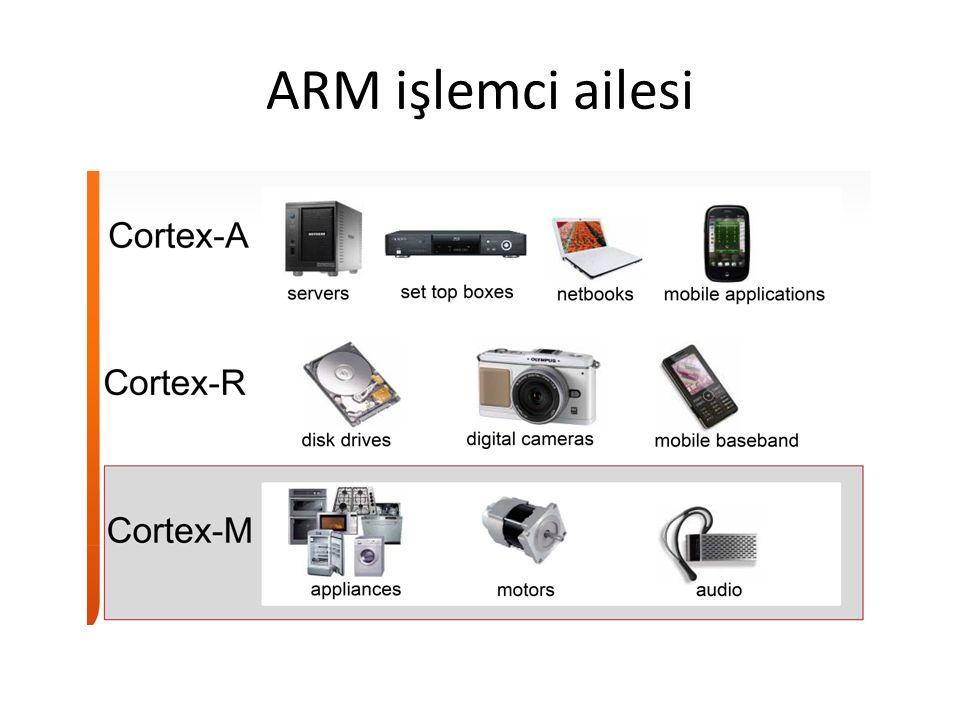 ARM işlemci ailesi