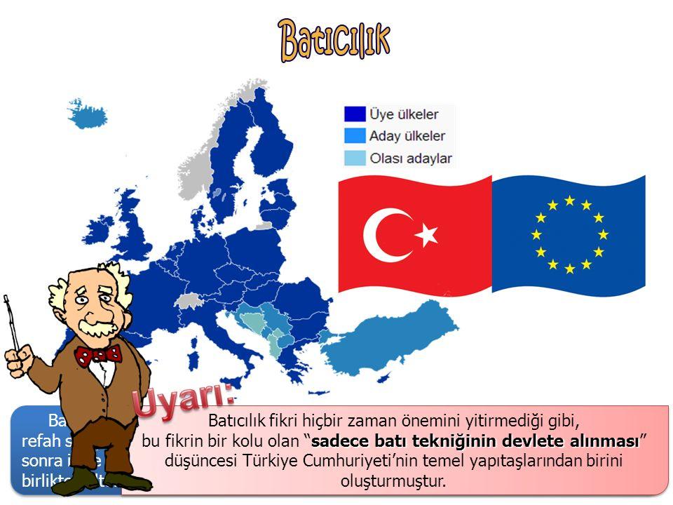 Türkçülük ya da diğer adıyla Turancılık, Osmanlı'nın kurtuluşunu Osmanlı'nın asıl milleti olan Türkleri milliyetçilik akımından da yararlanarak tek bi