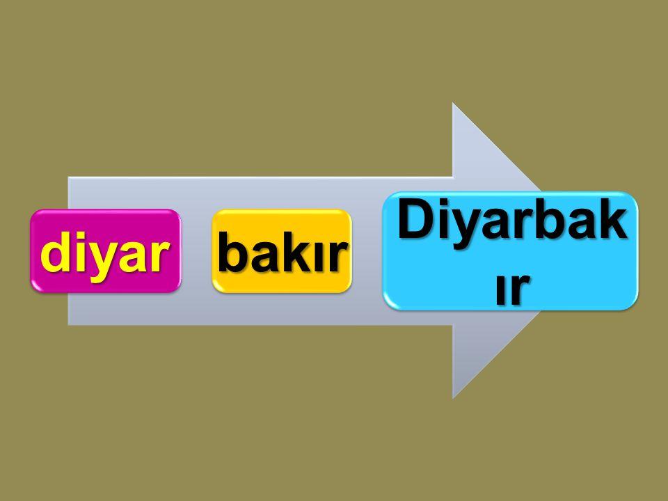 diyarbakır Diyarbak ır
