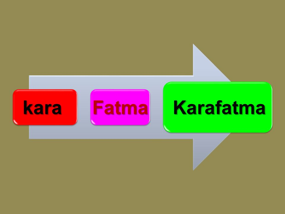 Eminö nü Eminönü Aşağıdaki birleşik sözcüklerin hangi kelime çiftlerinden oluştuğunu bulunuz.