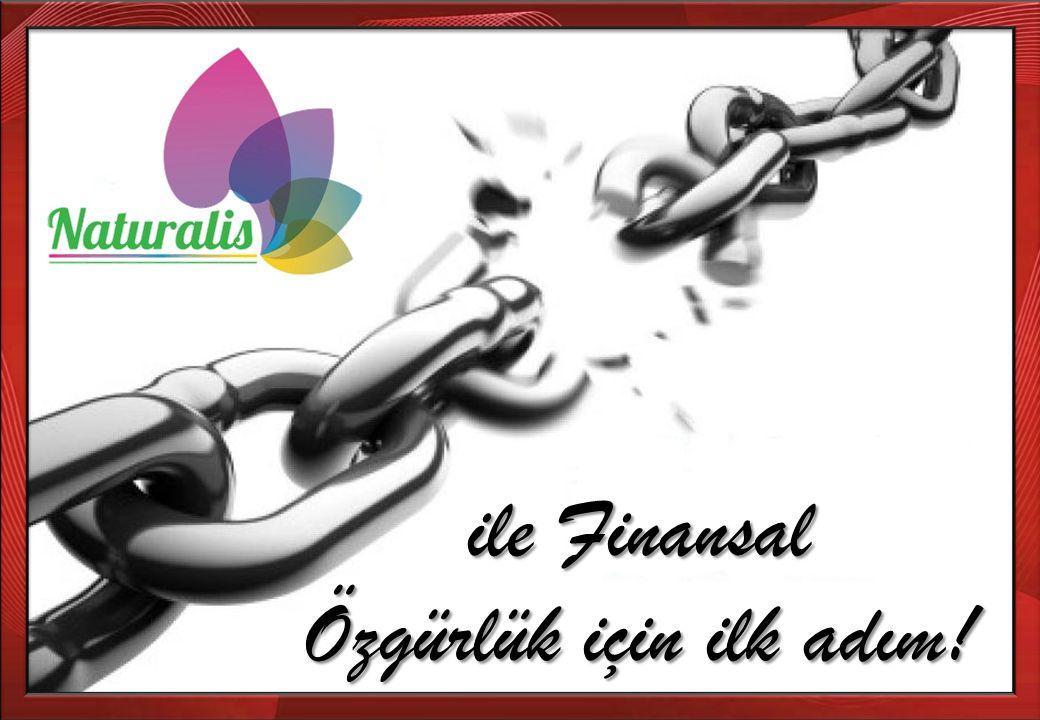 ile Finansal Özgürlük için ilk adım!