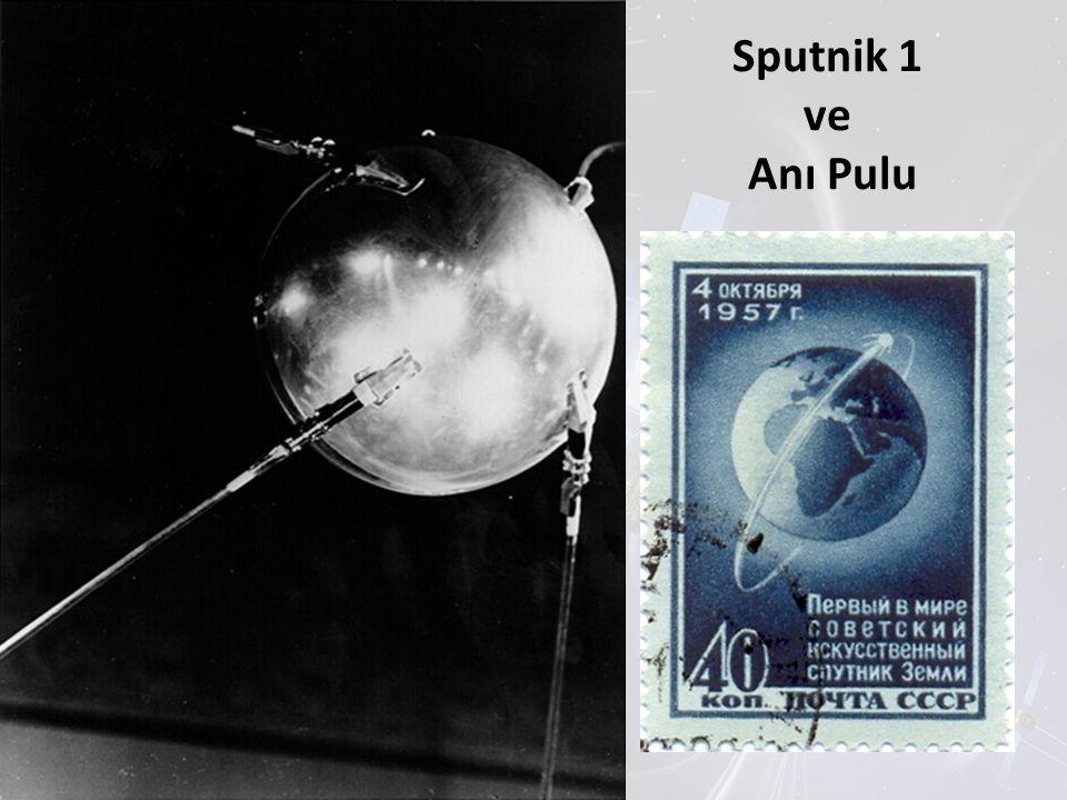 Sputnik 1 ve Anı Pulu