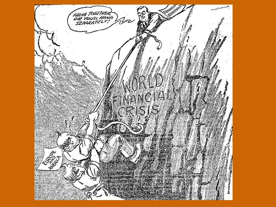 Nedeni ne olursa olsun 1929 Krizi sadece Amerika'yı değil, dünyayı sarsan bir kriz olma niteliğinde olup tüm dünyada büyük bir İŞSİZLİK seviyesi ile s