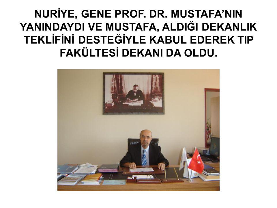 NURİYE, GENE PROF. DR.