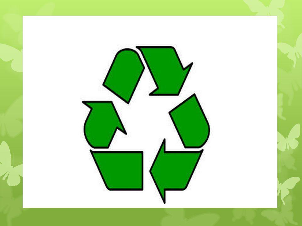 Geri Dönüştürülebilen Atıklar Evsel atıkların içindeki bazı maddeler geri dönüştürülebilir.