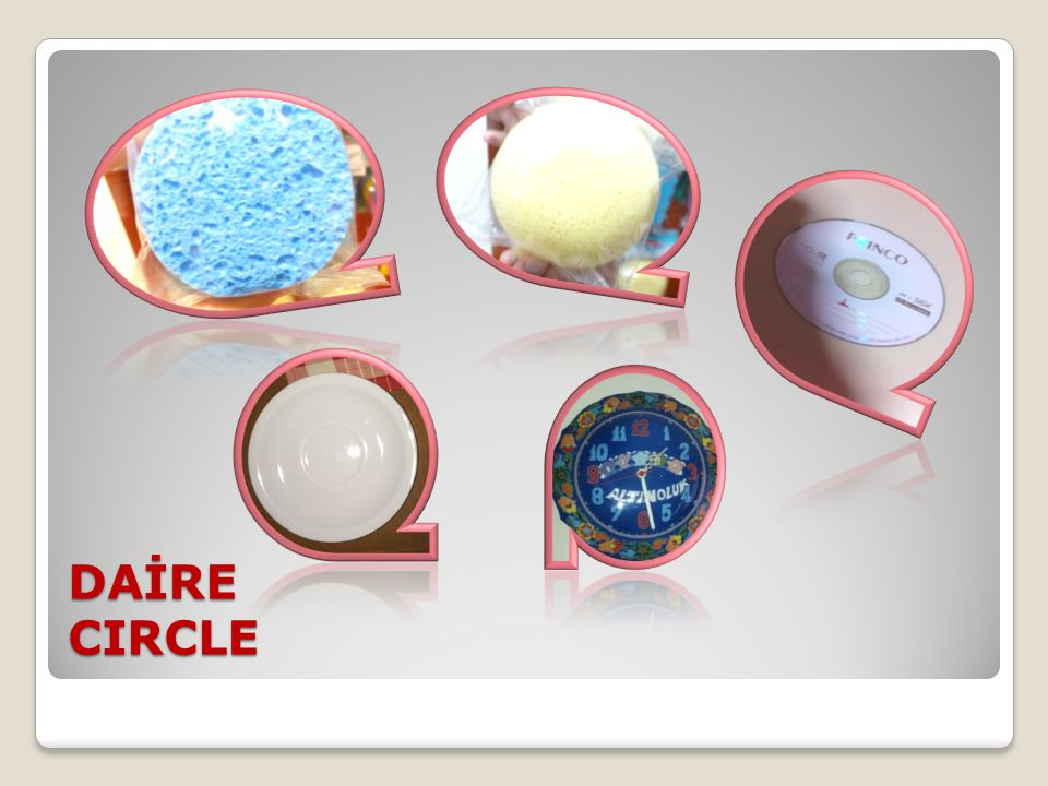 DAİRE CIRCLE