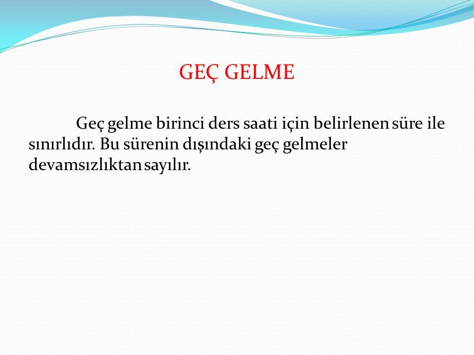 ÖRGÜN EĞİTİM DIŞINA ÇIKARMA a) Türk Bayrağına, ülkeyi, milleti ve devleti temsil eden sembollere hakaret etmek, b) Türkiye Cumhuriyeti nin devleti ve milletiyle bölünmez bütünlüğü ilkesine ve Türkiye Cumhuriyetinin insan haklarına ve Anayasanın başlangıcında belirtilen temel ilkelere dayalı millî, demokratik, laik ve sosyal bir hukuk devleti niteliklerine aykırı miting, forum, direniş, yürüyüş, boykot ve işgal gibi ferdi veya toplu eylemler düzenlemek; düzenlenmesini kışkırtmak ve düzenlenmiş bu gibi eylemlere etkin olarak katılmak veya katılmaya zorlamak, c) Kişileri veya grupları; dil, ırk, cinsiyet, siyasi düşünce, felsefi ve dini inançlarına göre ayırmayı, kınamayı, kötülemeyi amaçlayan bölücü ve yıkıcı toplu eylemler düzenlemek, katılmak, bu eylemlerin organizasyonunda yer almak, ç) Kurul ve komisyonların çalışmasını tehdit veya zor kullanarak engellemek, d) Bağımlılık yapan zararlı maddelerin ticaretini yapmak, e) Okul ve eklentilerinde güvenlik güçlerince aranan kişileri saklamak ve barındırmak, f) Eğitim ve öğretim ortamını işgal etmek,