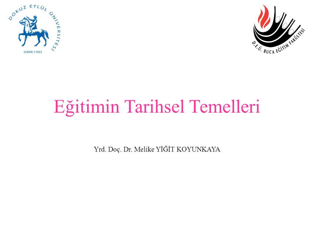AHMET YESEVİ ( 1103- 1166) İlk Türk tarikatını kurmuştur.
