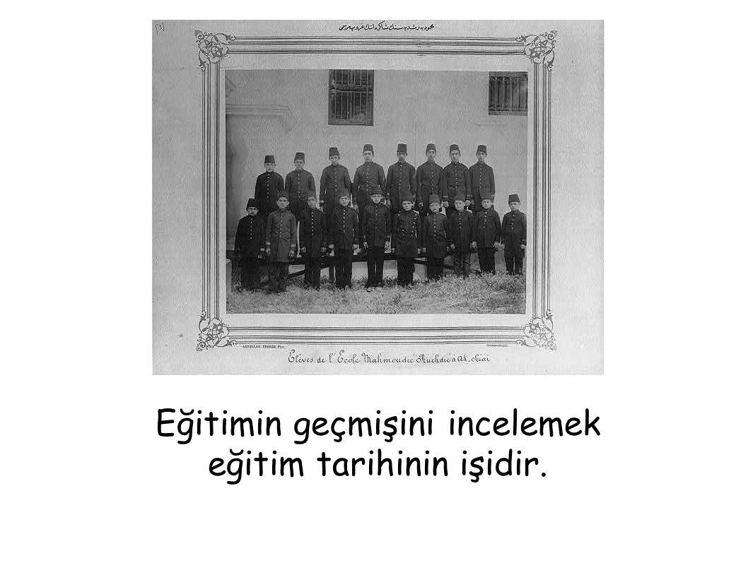 Osmanlıdaki Temel Eğitim Kurumları Sıbyan Mektepleri Medreseler Enderun Mektebi Acemioğlan Kışlaları Rüşdiyeler İdadiler Sultaniler Darülfünun