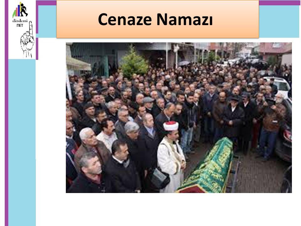 Cenaze Namazı