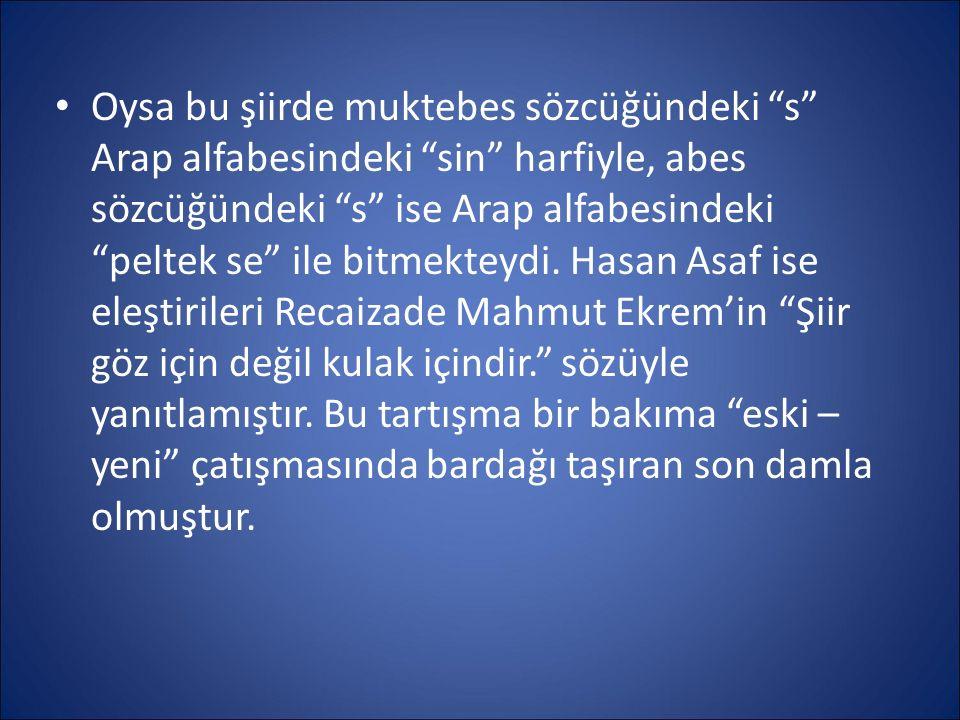 HALİT ZİYA UŞAKLIGİL (1866 – 1945) Türk edebiyatında Batı tarzında eser veren ilk büyük romancıdır.