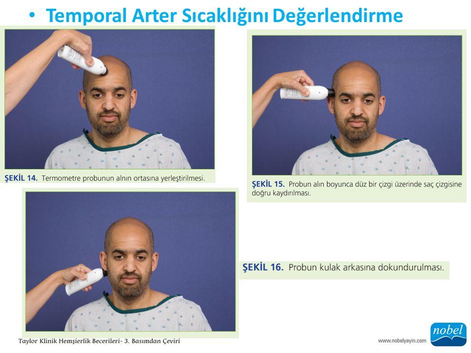 Temporal Arter Sıcaklığını Değerlendirme