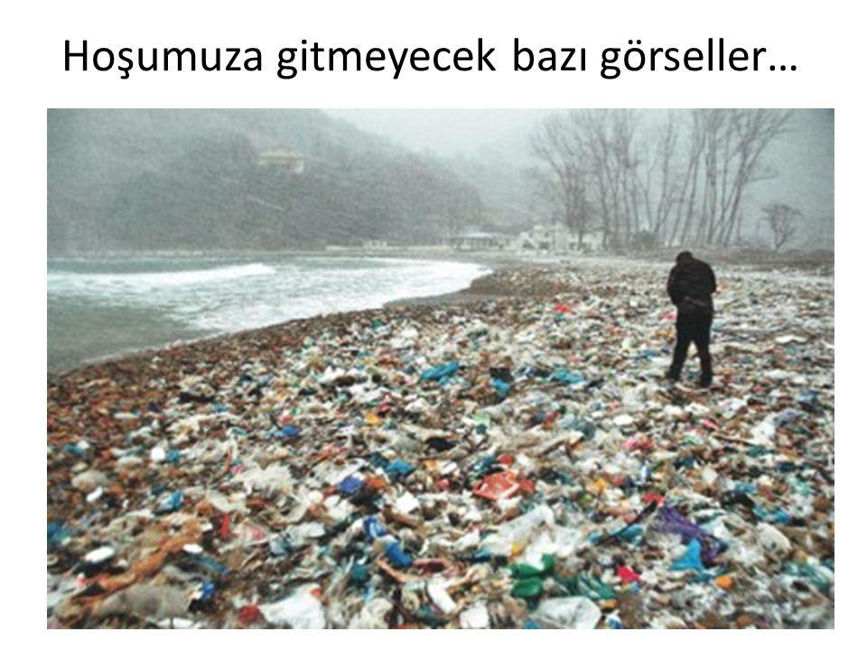 Maalesef bu kirliliğin sebebi insanlardır…