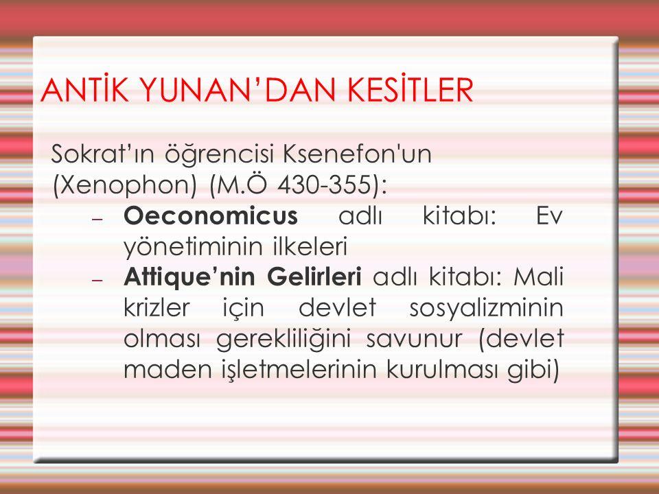 EKONOMİ BİLİMİNDEKİ ANA KAVRAMLAR 4.ÜRETİM 5. İŞ BÖLÜMÜ, UZMANLAŞMA, MÜBADELE 6.