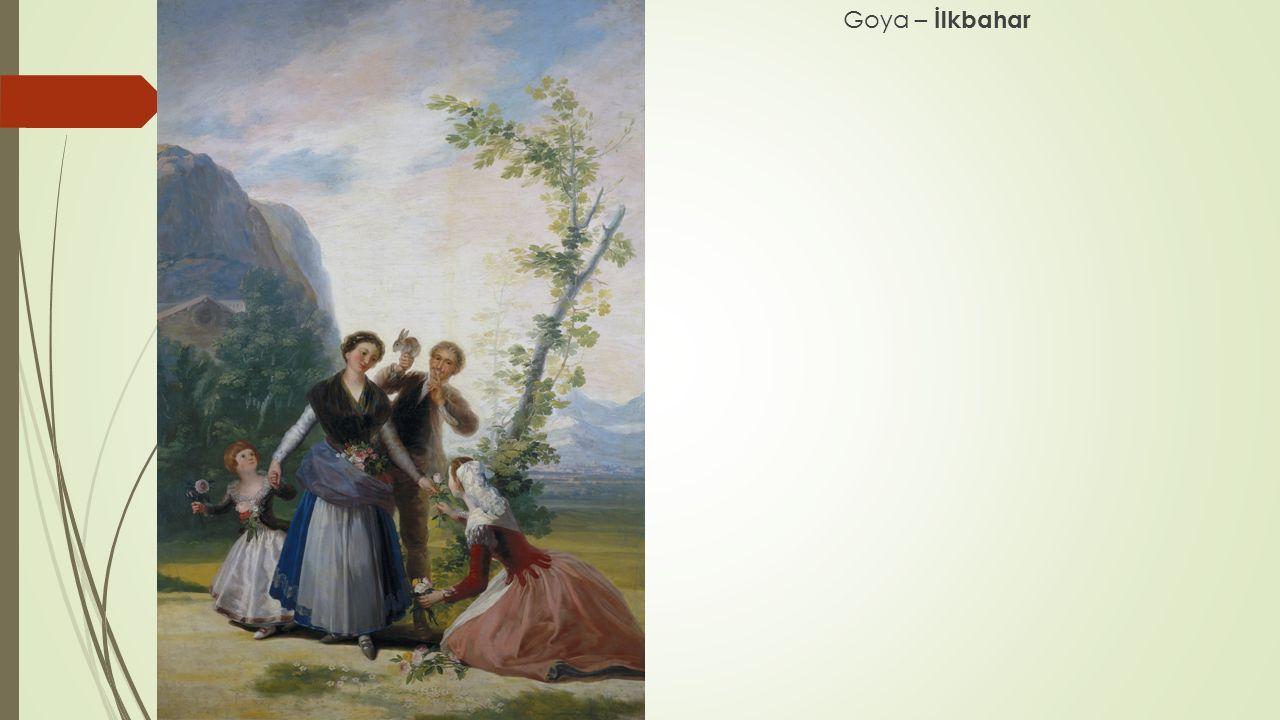 Goya – İlkbahar