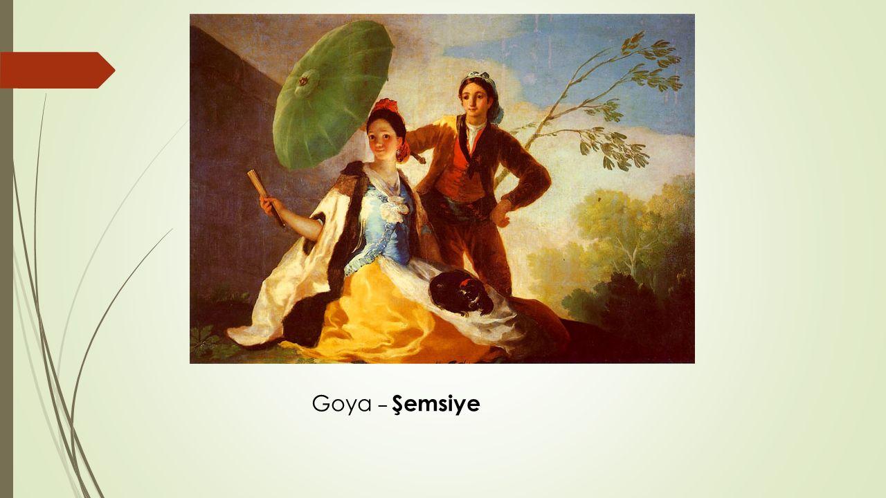 Goya – Şemsiye