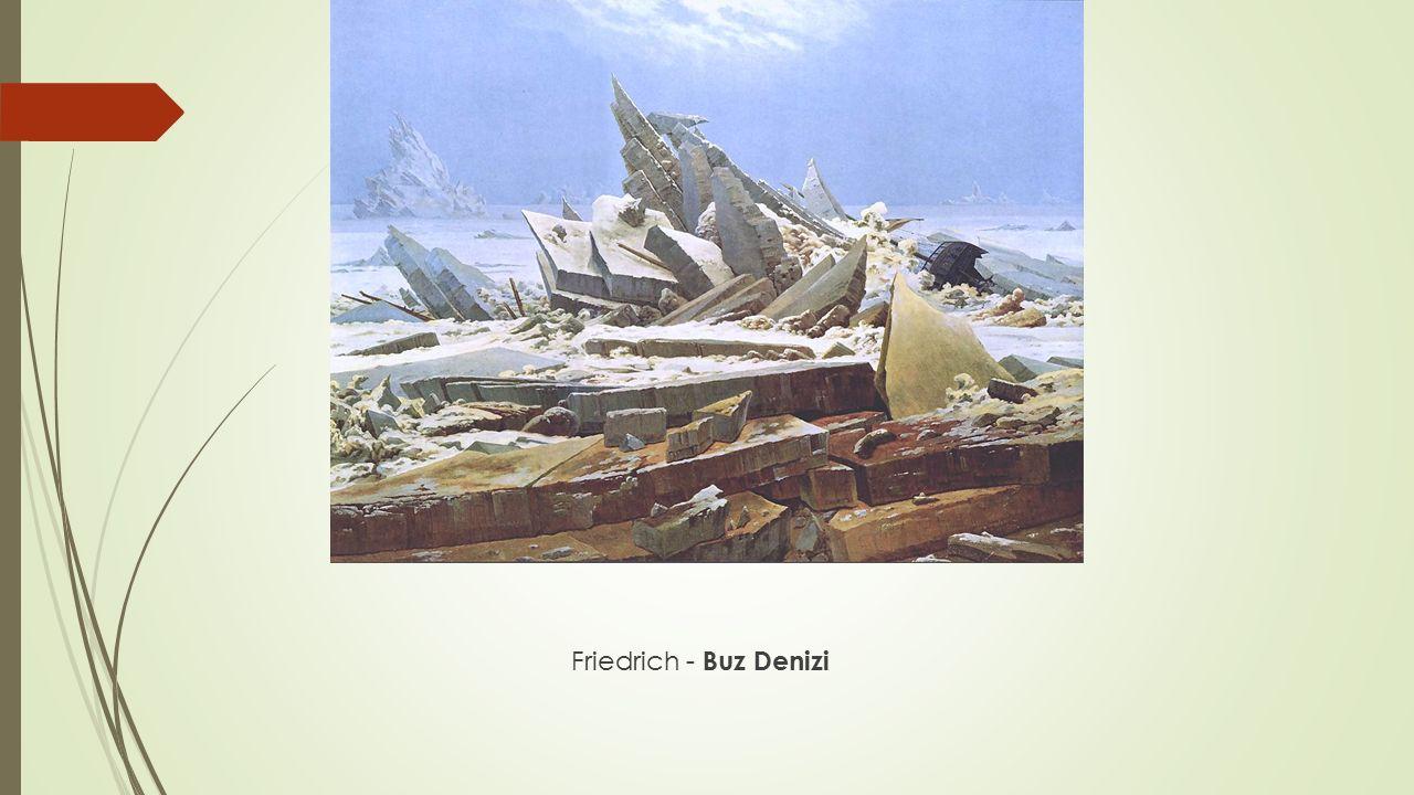 Friedrich - Buz Denizi