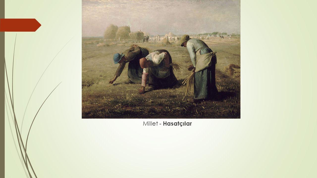 Millet - Hasatçılar