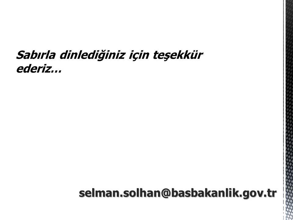 selman.solhan@basbakanlik.gov.tr selman.solhan@basbakanlik.gov.tr