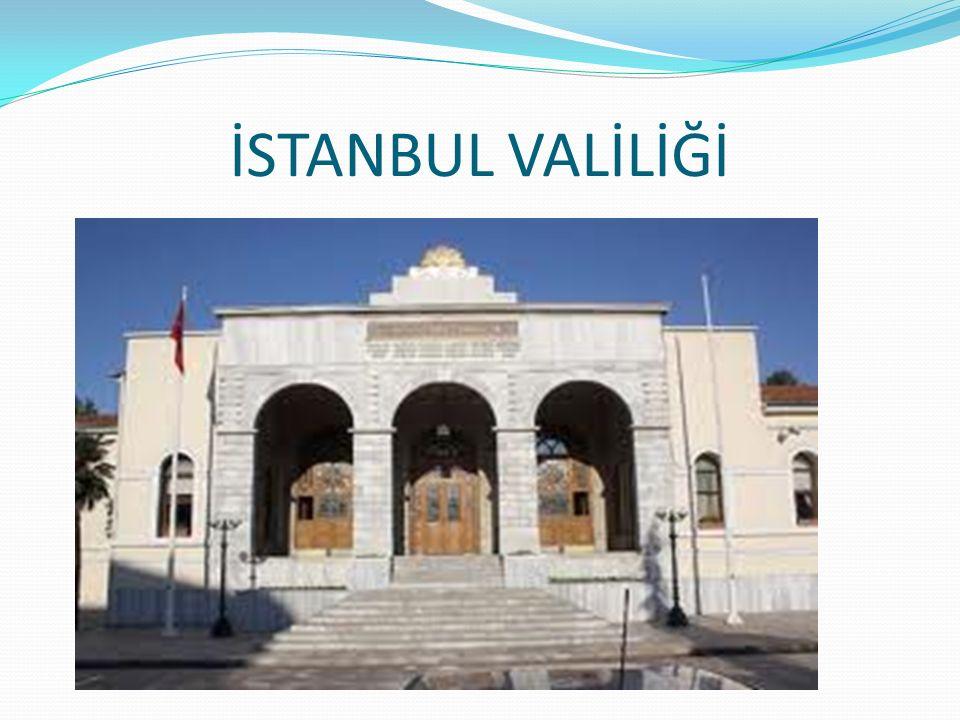 VALİ Vali bulunduğu ilin genel idaresini sağlayan ve gidişatını denetleyen yetkilidir.