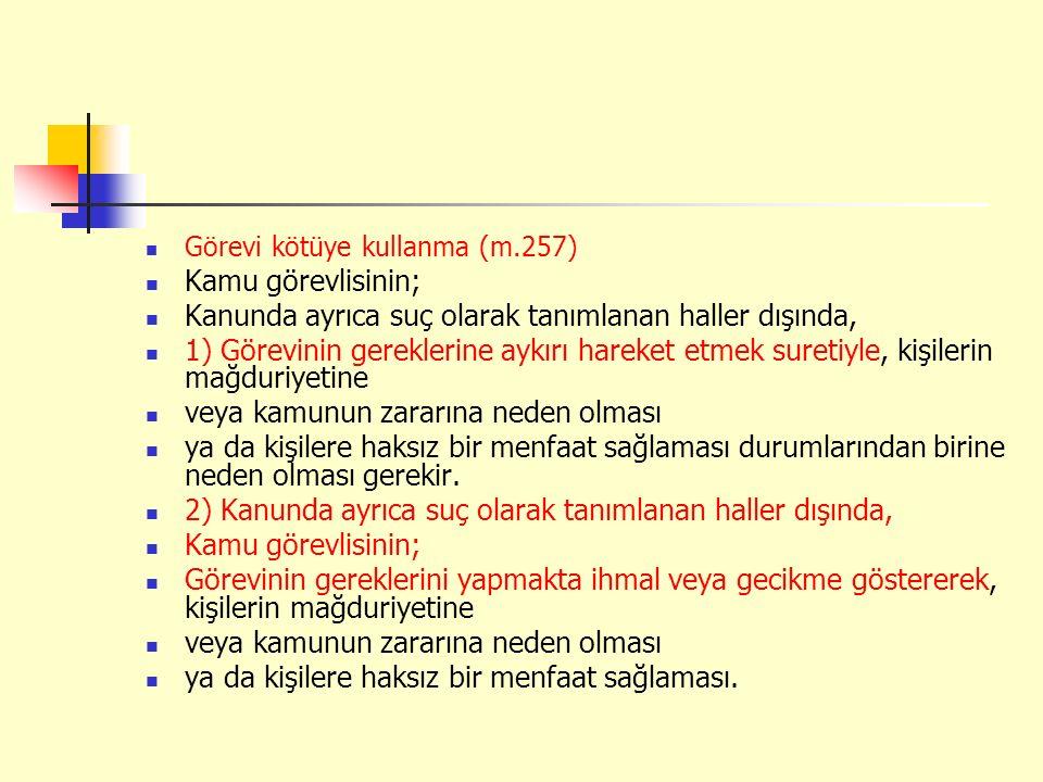 237 Sayılı Taşıt Kanununda Yer Alan Suç (Cezalar başlıklı değişik 16.