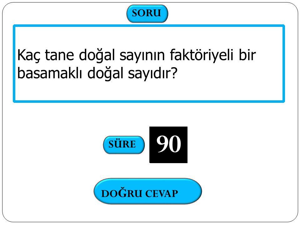 DO Ğ RU CEVAP -987 SORULAR