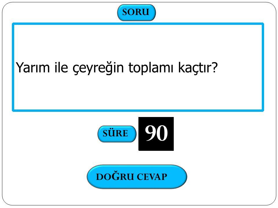 DO Ğ RU CEVAP 380 SORULAR