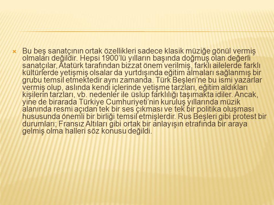  Adnan Saygun, (Ahmed Adnan Saygun) (d.7 Eylül 1907, İzmir – ö.
